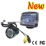 High quality night vision wireless bluetooth parking camera system car backup camera (CAM-101)