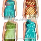 Indian Wholesale Beach Wear Magic Wrap Skirts