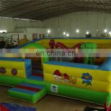 2016 Children Amusement Park Castle theme Commercial Used Indoor Playground Equipment