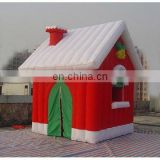 inflatable santa house, Christmas inflatables