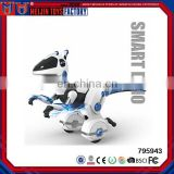 China New Remote Control Robot Dinosaur Toys with light and sound for kids