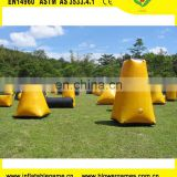 Fashion CS game obstacle field archery tag inflatable bunker paintball