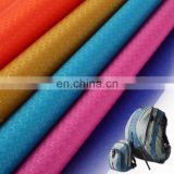 Durable high density ripstop nylon fabric for bags