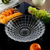 wholesale colored fruit glass dishes / fruit bowls