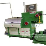 PLC Control Flux Cored Tin Alloy Solder Wire Drawing Machine