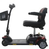 Chinese Manufacturers Street Lead Battery Electric Medical 3 Wheels Scooter for Disabled People