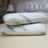 Wholesale breathable environmental bamboo memory foam pillow