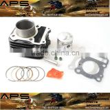 125CC Engine Cylinder Kit 12pcs/Set ,for GS125 Engine