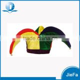 Popular Funny Dress Cute Clown Jester Hats