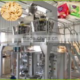 High accuracy chips snack packing machine/Expanded food packaging machine/Masala packing machine
