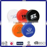 wholesale cheap custom logo colored hockey puck