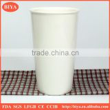 double layer mug white stoneware mug can cover a lid
