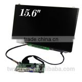 "Embedded Panel Kit with 15.6"" Full HD Lcd Module, TWS156LHW with White luminance of 300 cd/m"