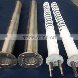 wholeasle sale radiant tube heater flat form high nickel new conditioned industrial heater
