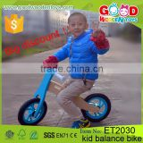 Wholesale China plywood bright green color wooden balance bike, balance bike for kids                                                                         Quality Choice