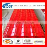Steel Corrugated Sheet Steel Base Plate St52 Steel Plate