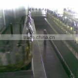 Automatic plastic painting line/UV spray paint production line/UV spray painting conveyor line for can&caps