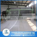 oxidation resisting good ventilated chicken wire gabion box wire fencing