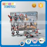 2 in 1 DIY a robot or a battle plane building block robot                                                                                                         Supplier's Choice