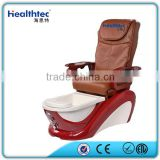 Pedicure spa chair nail dust collector