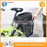 2016 New Style Bicycle Trunk Bag/Hot Sale Practical Bike Trunk Bag