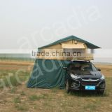 Outdoor car side awning car sun shelter folding car shelter for camping