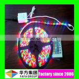 5050 Smd Rgb Waterproof Ip65 300 Led Light Strip + 24 Key 44 key Ir Remote Led Strip Kit                                                                         Quality Choice