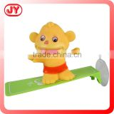 Interesting monkey design squirt bath toy for baby