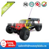 1:10 scale nitro powered car rc monster truck
