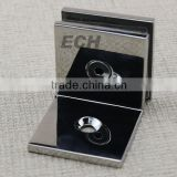 bathroom accessories stainless steel glass clip clamp