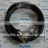 N Male to N Male Pigtail Cable with LMR400