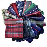 Mens Printed Handkerchief,Polyester Silk Square Pocket For Sale                                                                         Quality Choice