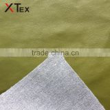 wholesale pu material artificial leather,vinyl fabric for sale used in furniture,car seat from haining