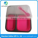foldable silicone food storage containers                                                                         Quality Choice