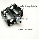 Good Quality Plastic Bicycle / Bike Pedal with Factory Price