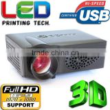 Led Mini projector TV HDMI Micro AV LCD Digital Video Pocket game toy beamer Projectors Multimedia Player VGA USB