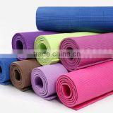 Eco-friendly 6p free comfortable pvc fitness mat for Yoga
