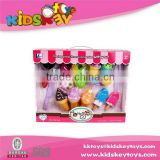 plastic toys food kitchen set play food toy for kid
