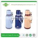 hot sale double wall thermos glass refill vacuum flask