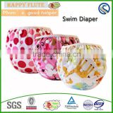 Happyflute Baby Swimming Diaper, Reusable Swim Nappy                                                                         Quality Choice