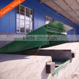 8ton hydraulic dock leveler/Electric dock leveller/Stationary hydraulic loading ramp lift                                                                         Quality Choice