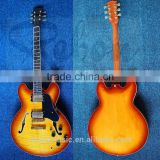 Weifang Rebon ES335 Jazz Hollowbody Electric Guitar