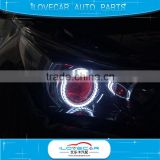 Colorful 3D led halo rings/auto halo lighting/ 3D LED angel eyes light /auto led