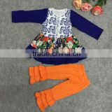 2015 fall latest Baby Clothes Factory cheap newborn baby girls clothing sets yiwu koya garment factory wholesale clothing set