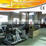 More than 10 years experience flexible air conditioning drain pipe extrusion line