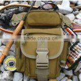 Thigh and Shoulder Fishing Bag for Lure Pike Bass Carp Trout Fishing