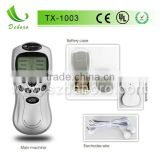 Therapeutic Modes Digital Display Mixed Work Programs Tiens Blood Circulation Massager TX-1003