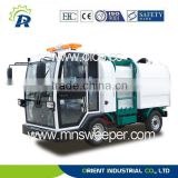 Hot sale OR-DT-A Self loading electric garbage transportation truck