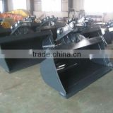 OEM service high quality Hydraulic Tilting Bucket for excavator