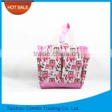 High Quality whole foods cooler bag baby multiple pocket 2016
